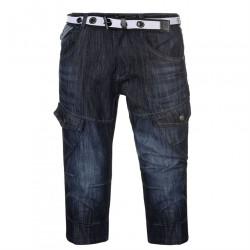 Pánske jeansové šortky No Fear H8475