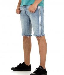 Pánske jeansové šortky Yesdesign Q6258