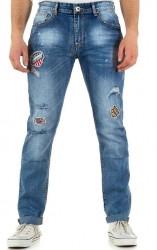 Pánske jeansy Black Ace Q0891