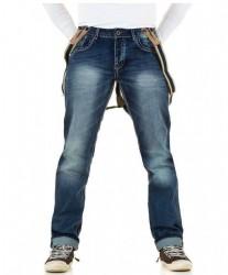 Pánske jeansy Original Ado Q1403