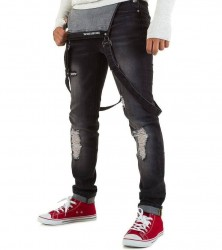 Pánske jeansy Sixth June Q1408