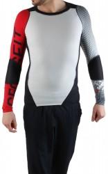 Pánske kompresné tričko s dlhým rukávemReebok CrossFit X8108