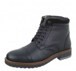 Pánske kožené topánky Coolwalk Q0084