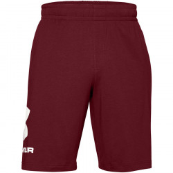 Pánske kraťasy Under Armour SPORTSTYLE COTTON GRAPHIC SHORT-BLK E4001