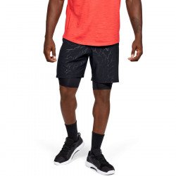 Pánske kraťasy Under Armour Woven Graphic Emboss Shorts E4093