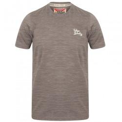 Pánske melírované tričko Tokyo Laundry D1767