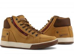 Pánske módne botasky Carrera Jeans L2469 #1