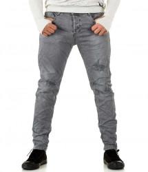 Pánske módne jeansy Y.Two Jeans Q3884