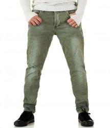 Pánske módne jeansy Y.Two Jeans Q3885
