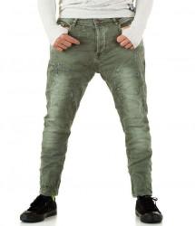 Pánske módne jeansy Y.Two Jeans Q3886
