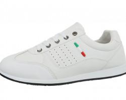 Pánske módne topánky Q4394