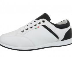 Pánske módne topánky Q4395