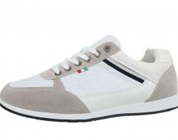Pánske módne topánky Q4396