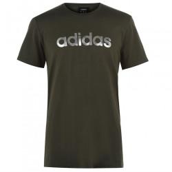 Pánske módne tričko Adidas J4486
