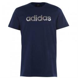 Pánske módne tričko Adidas J4487