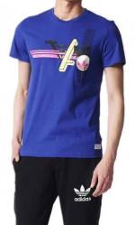 Pánske módne tričko Adidas Originals D0683
