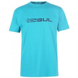 Pánske módne tričko Gul J4498