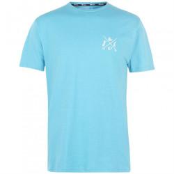 Pánske módne tričko Gul J4499