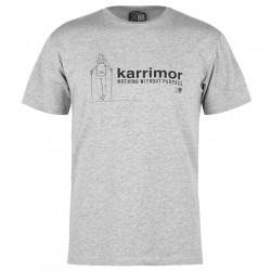 Pánske módne tričko Karrimor J4458