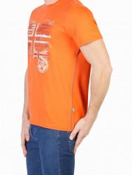 Pánske módne tričko Napapijri L2545 #2