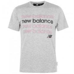 Pánske módne tričko New Balance J4508