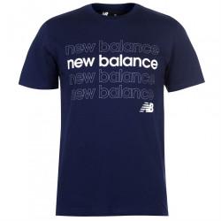 Pánske módne tričko New Balance J4510