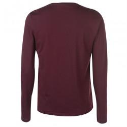 Pánske módne tričko s dlhým rukávom Lee Cooper H6539 #1