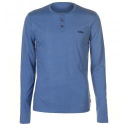 Pánske módne tričko s dlhým rukávom Lee Cooper H6540