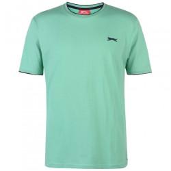 Pánske módne tričko Slazenger H4831