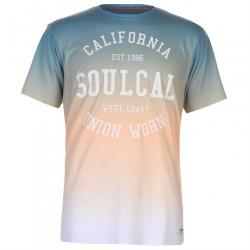 Pánske módne tričko SoulCal H8500