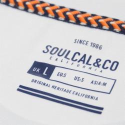Pánske módne tričko SoulCal H8845 #2