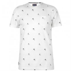 Pánske módne tričko SoulCal J4445