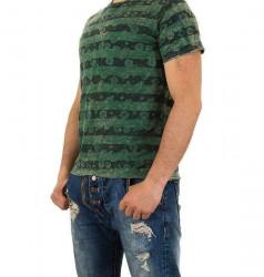 Pánske módne tričko Y.Two Jeans Q3868