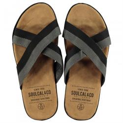 Pánske papuče SoulCal H9160