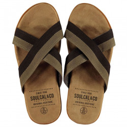 Pánske papuče SoulCal H9161