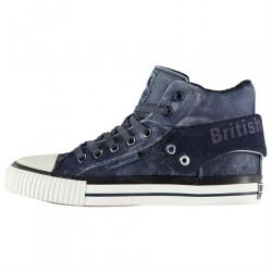 Pánske plátené topánky British Knights H7272