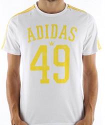 Pánske pohodlné tričko Adidas A0083