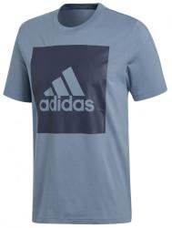 Pánske pohodlné tričko Adidas D0434