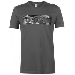 Pánske pohodlné tričko Adidas J5737