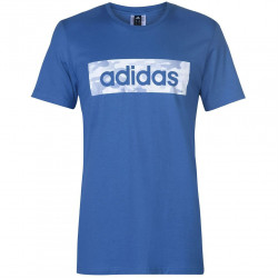 Pánske pohodlné tričko Adidas J5738