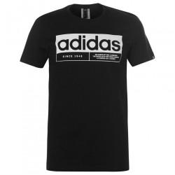 Pánske pohodlné tričko Adidas J5740