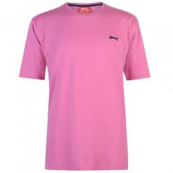 Pánske pohodlné tričko Slazenger H8479
