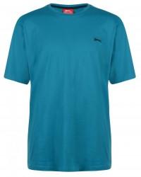 Pánske pohodlné tričko Slazenger - predobjednávka 2.4. H1838