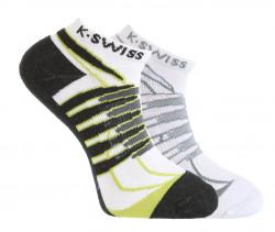 Pánske športové ponožky K-SWISS - 2 pack W0414