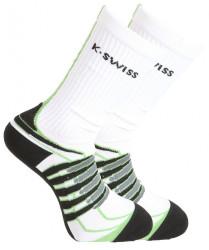 Pánske športové ponožky K Swiss - 2 páry W0002