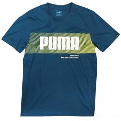 bb97479bae70a Pánske športové tričko Puma A0417