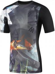 Pánske športové tričko Reebok A0008