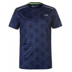 Pánske športové tričko Skechers H6857