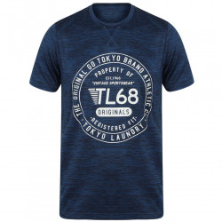 Pánske športové tričko Tokyo Laundry D1547