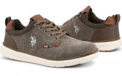 Pánske štýlové botasky US Polo L2490 #1